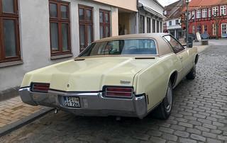 Oldsmobile Toronada 1972
