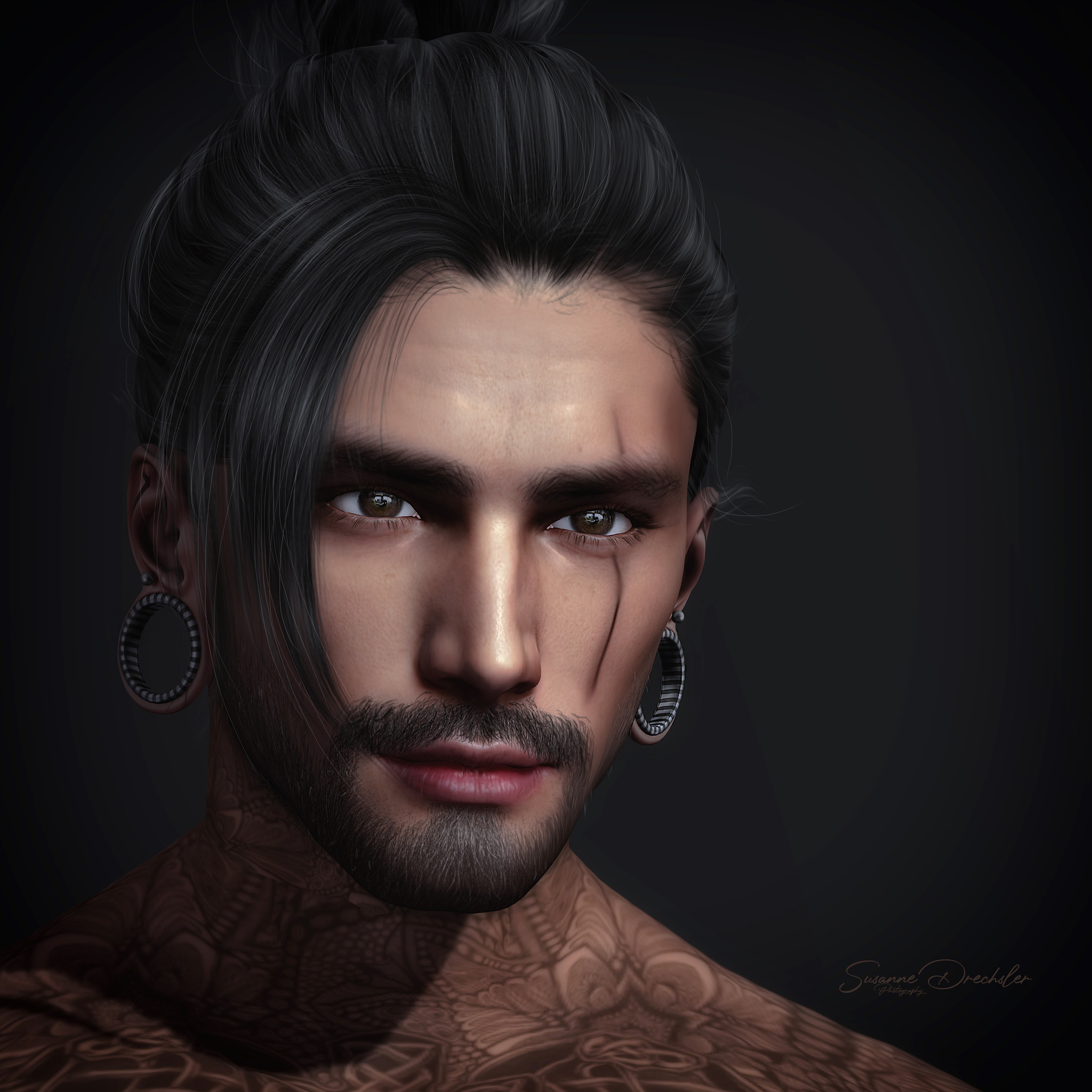 Connor Portrait