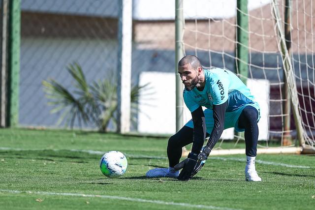 Treino Grêmio 08/09/2020