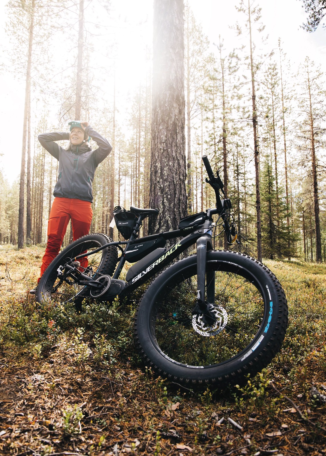 maastopyöräily Levillä