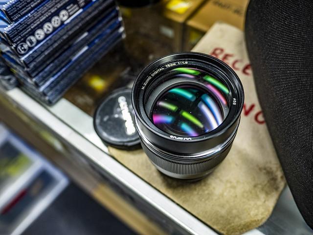 Lumix 14mm f/2.5