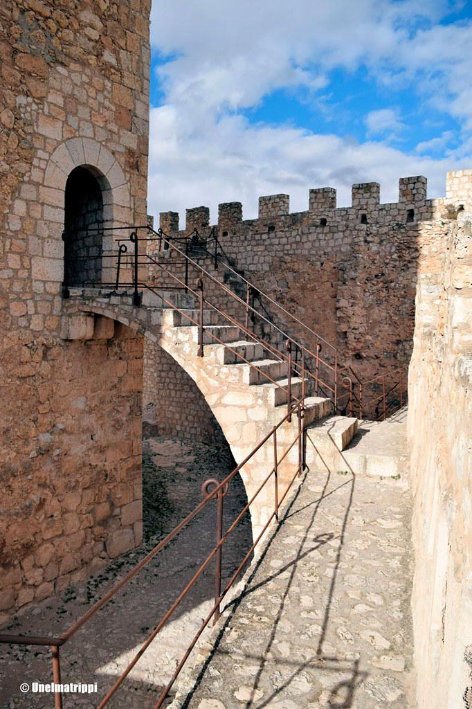 Alcalá del Júcarin linnassa