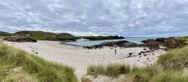 Clachtoll Beach, Sutherland, Scotland