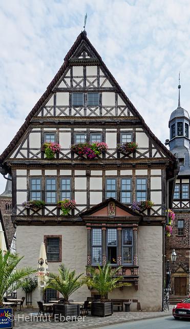 Kreisstadt Höxter, Architektur