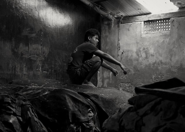 Tannery Worker