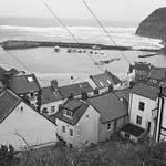 37 Staithes rooftops