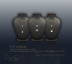 Eva Necklaces