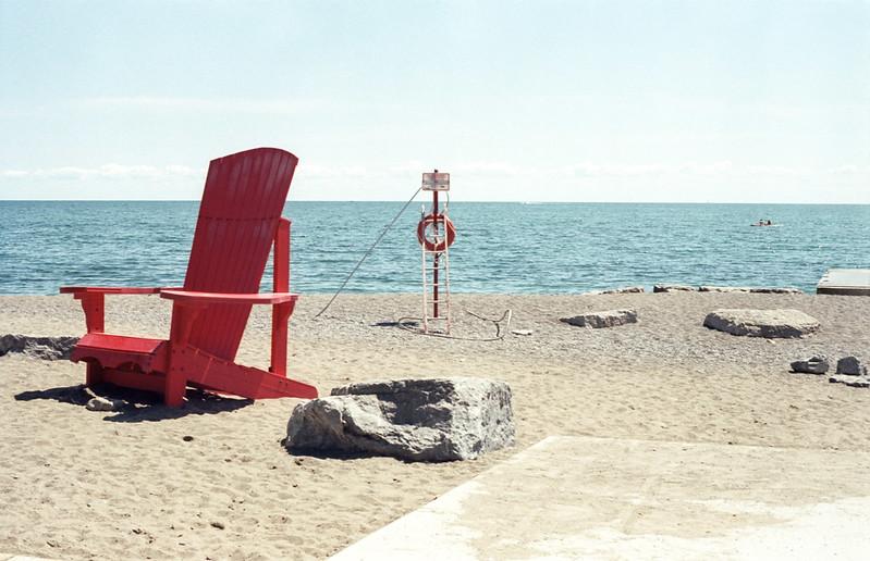 Friendly Giant's Big Muskoka Chair_