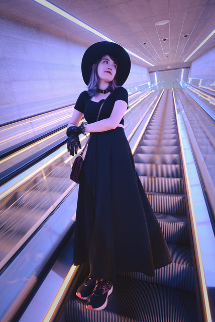 Witch on a Commute
