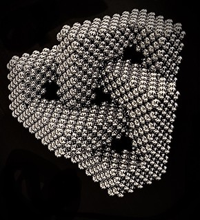 Cubic Trefoil Knot