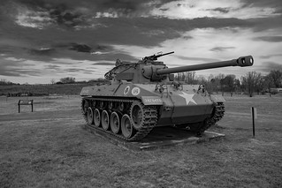 "M-18 Tank Destroyer ""Hellcat"""