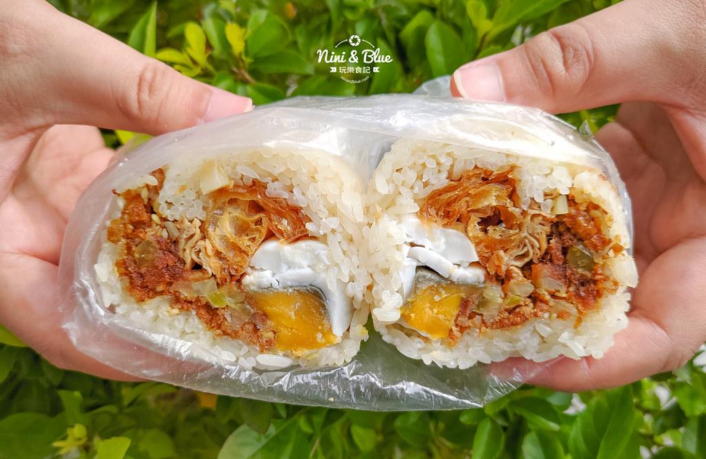 台中飯糰早餐推薦 日出廣東粥20