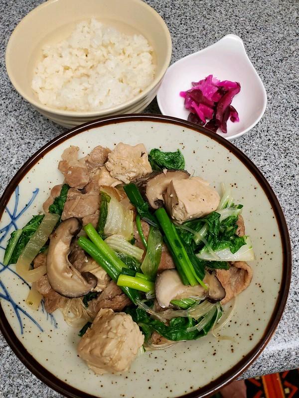 pork tofu