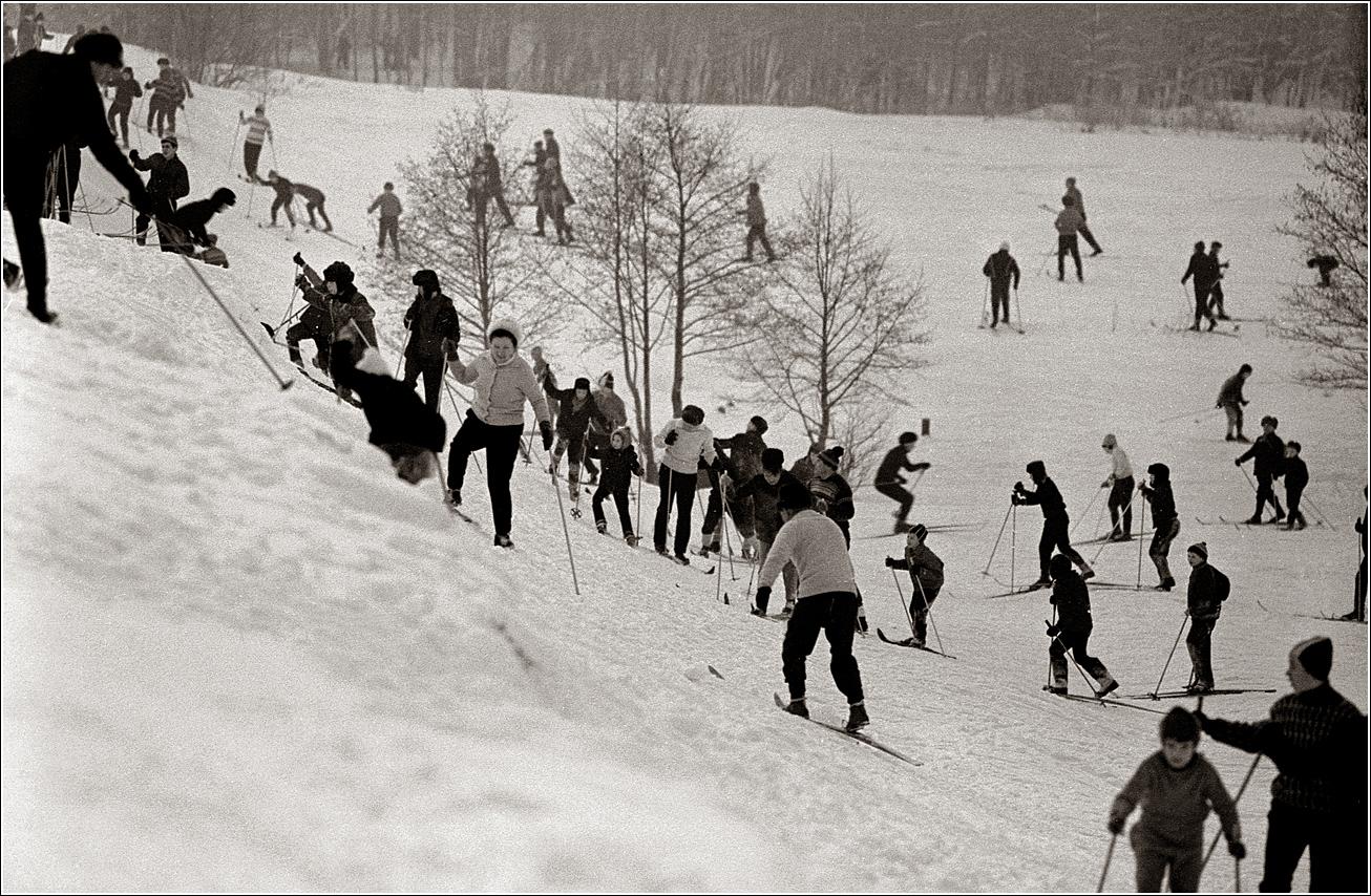 116. 1968. Измайловский парк, 28 января