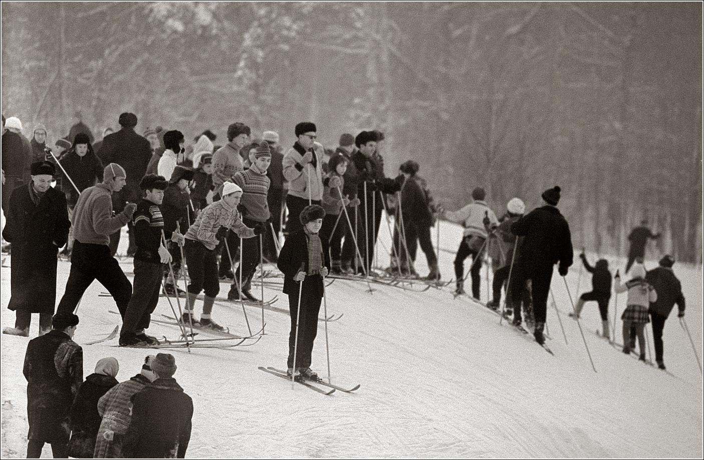 115. 1968. Измайловский парк, 28 января