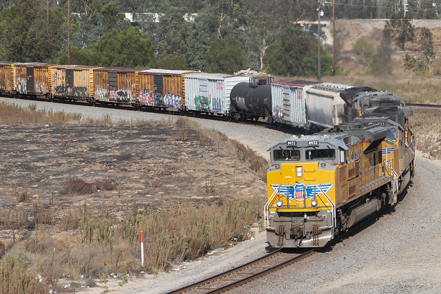 Union Pacific 8932