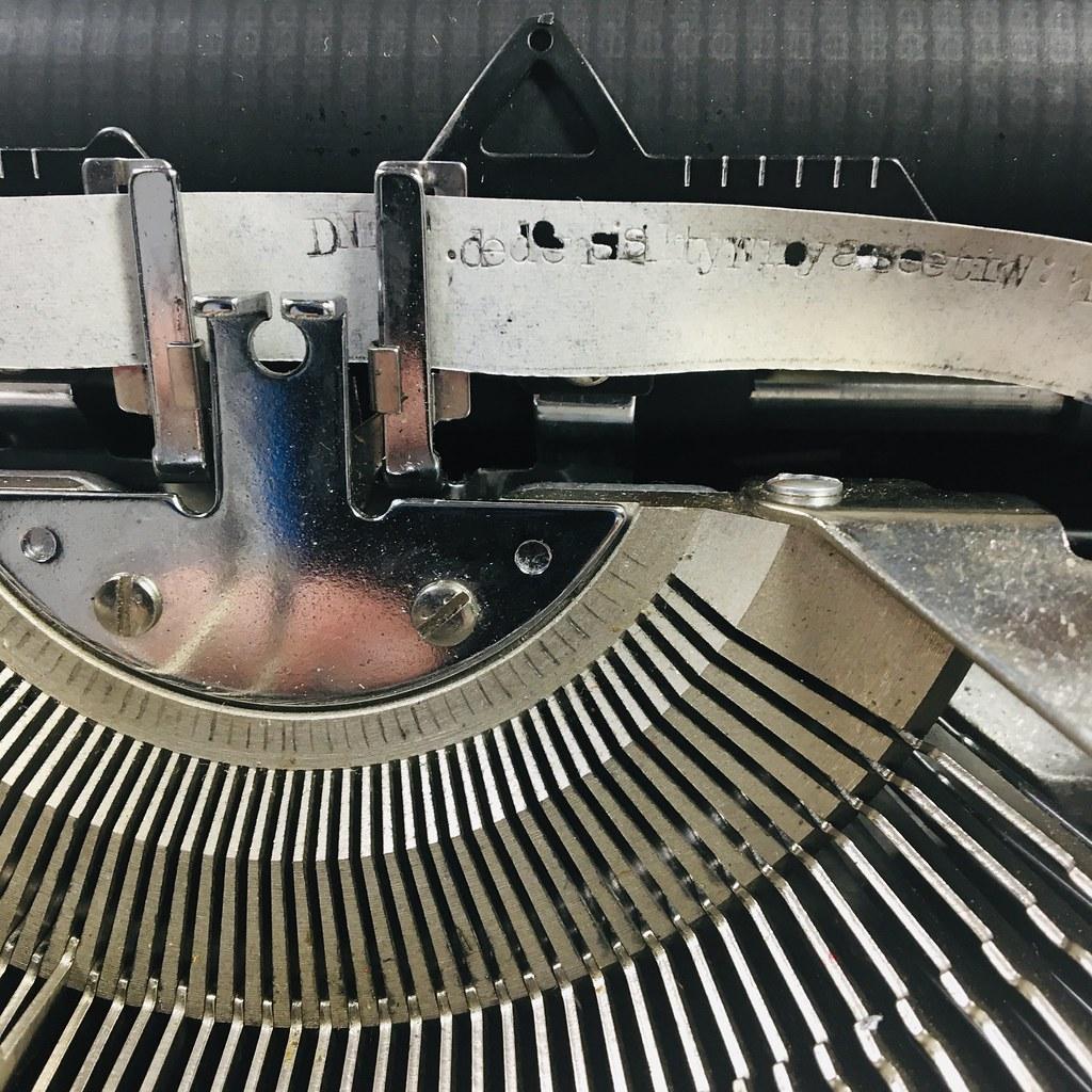Carbon Paper Typewriter Ribbon