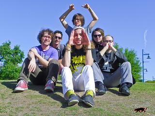 2020 Re-Edit of 2011 Peachcake Photos - Tempe Beach Park Promo Shoot