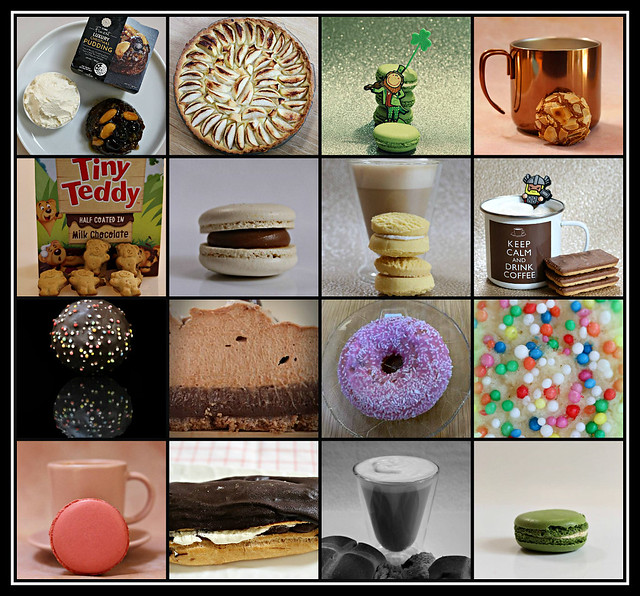 Cake and Desserts collage #41