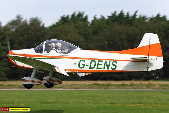 G-DENS | Binder Aviatik CP-301S Smaragd | Private