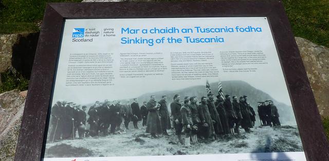 The tragic story of the Tuscania