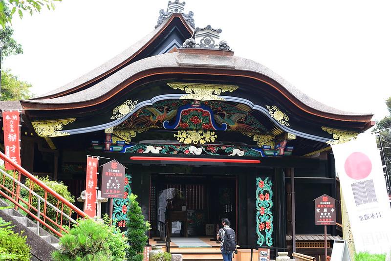 竹生島観音堂