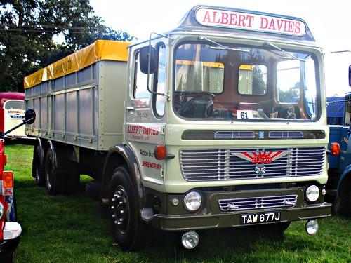 albertdavies albion british scottish scots 1970s reiver albionreiver superreiver truck lorry logistics transport tranportation onslowpark shropshiresteamfair2016 taw677j borderreiver markknopfler