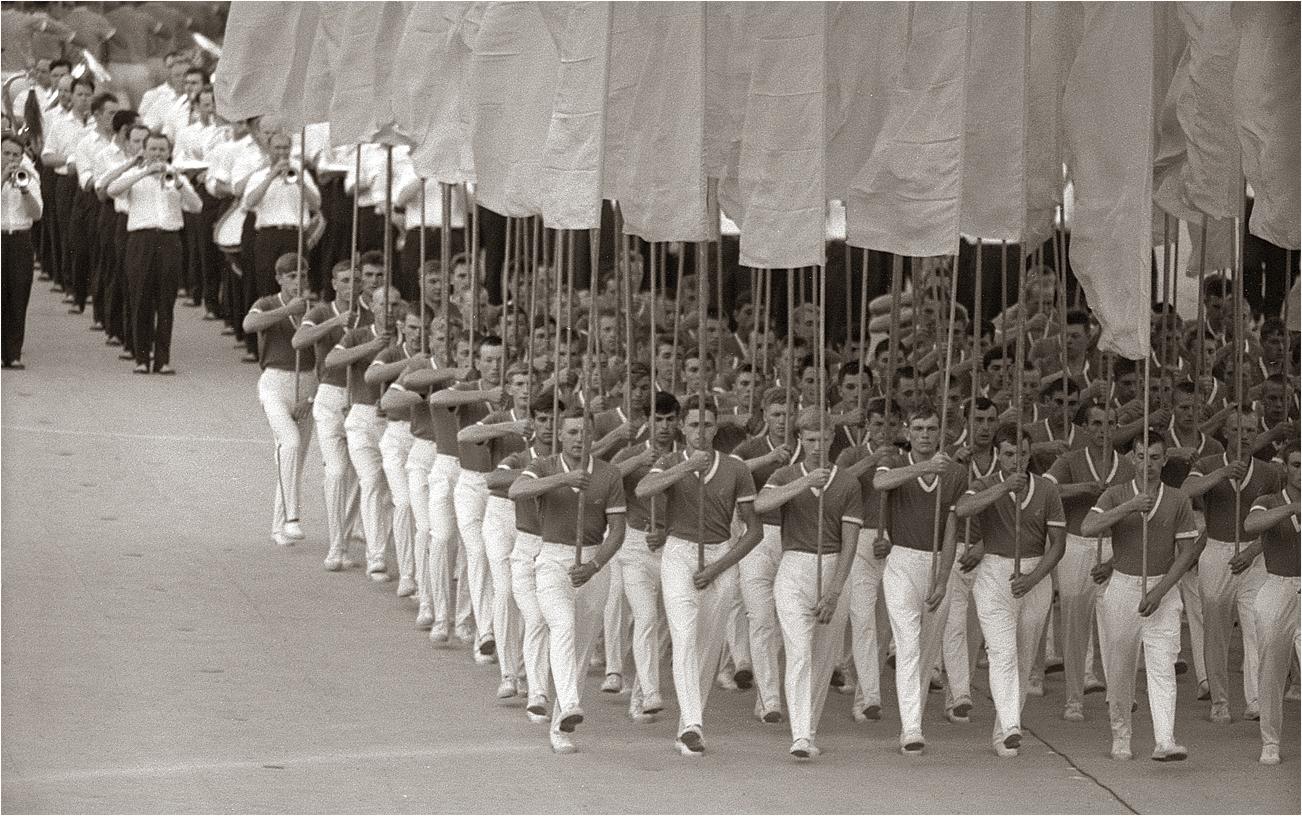 113.1967. Спартакиада народов СССР. Москва, Лужники. 28–07