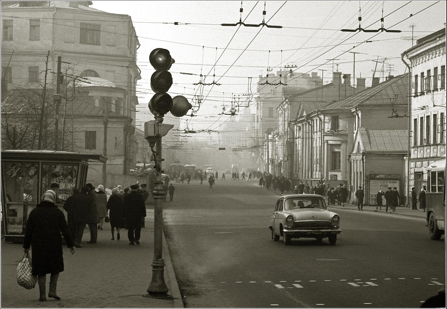 106. 1967. Спартаковская, 26–03