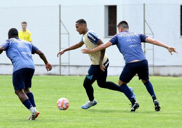 Jogo-treino Transição - Grêmio x São José