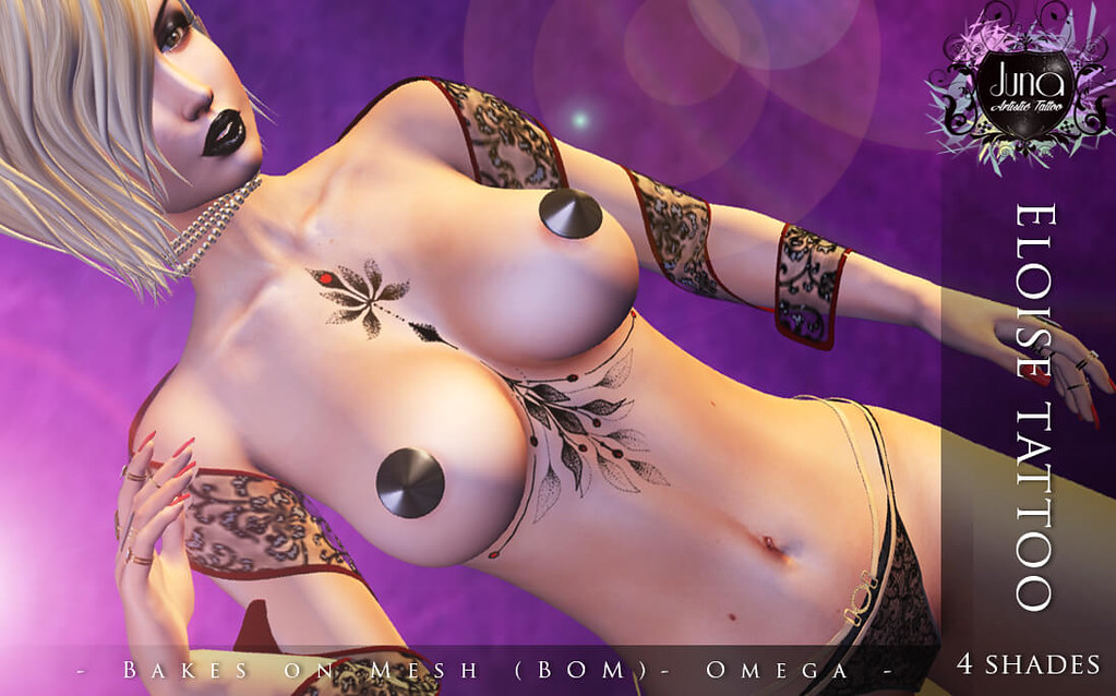 Eloise tattoo