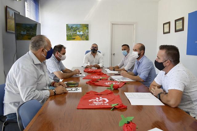 Reunión Asociación de Productores del Tomate de Los Palacios