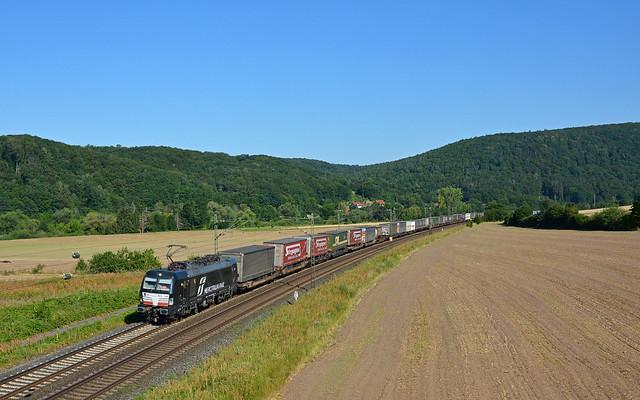 Mercitalia Rail MRCE X4E-708 - Harrbach