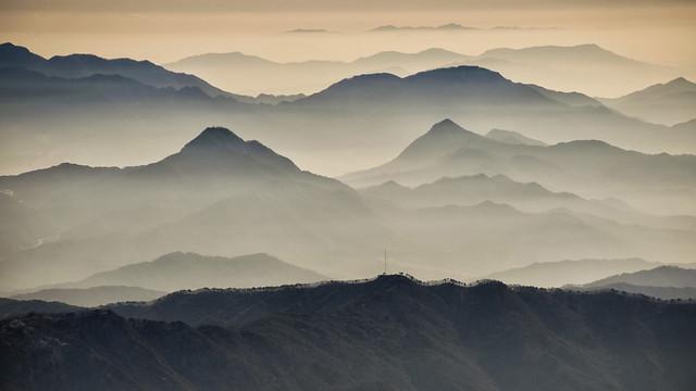 South Korea: Boundless Korean Mountains