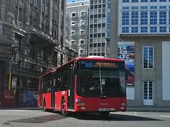 Man Lion,s Coach 389 de Tranvias de La Coruña