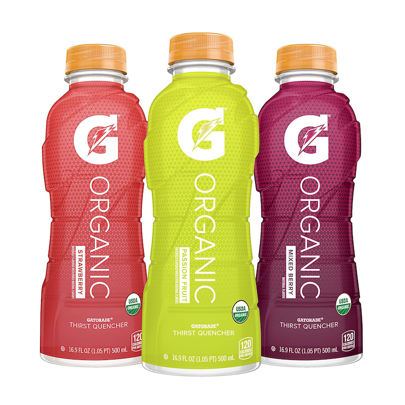Organic Thirst Quencher Gatorade