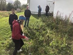Kabelfeilsøkingskurs hos Norsk Energifagsenter i Rossfjorden Sept. 2020