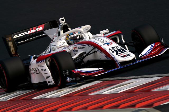 2019 SUPER FORMULA Rd. 6 at Okayama Qualifying Ryo Hirakawa