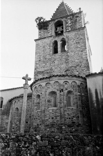 L'abside de Sant Gregori / Sant Gregori's apse