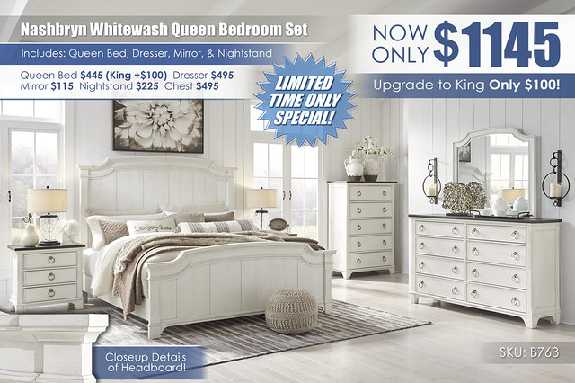 Nashbryn Queen Bedroom Set_B763-31-36-46-58-56-97-93(2)