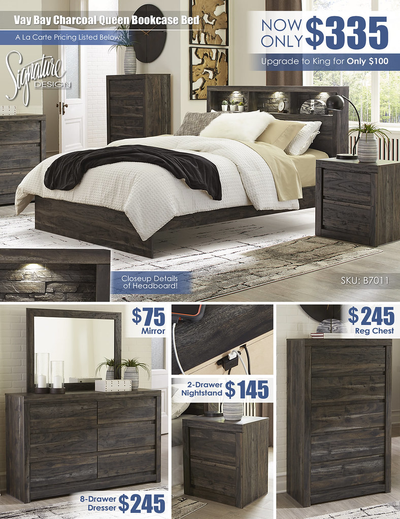 Vay Bay Charcoal Queen Bedroom Layout_B7011-31-36-46-65-54-96-92