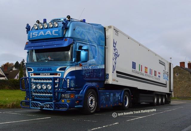 Craig Isaac B973 9HP At Welshpool