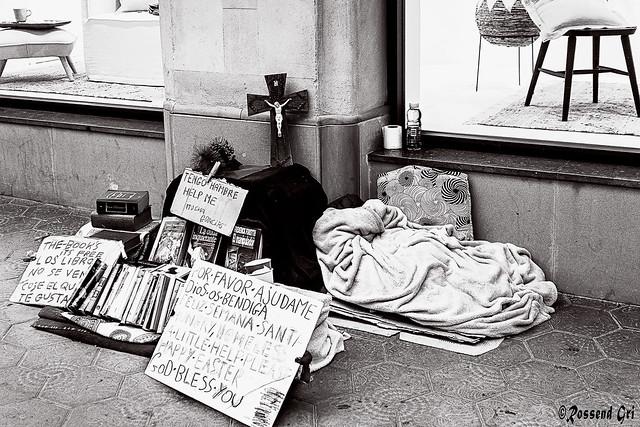 Homeless Street
