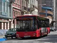 Man Lion,s Coach 392 de Tranvias de La Coruña