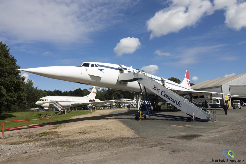 Aerospatiale-BAC Concorde 100