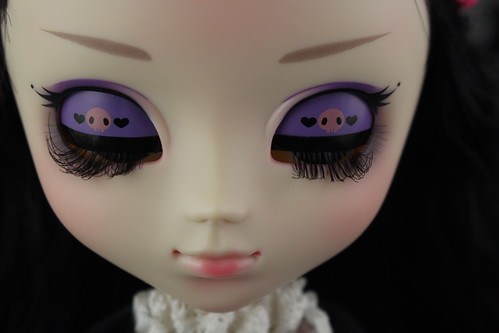Kuromi Eyelids
