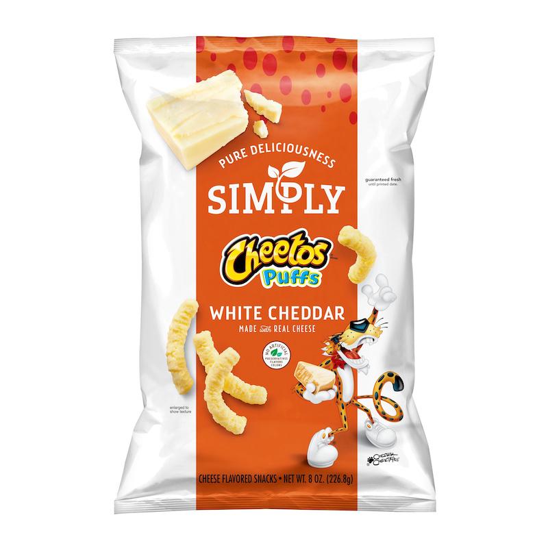 Simply Organic Cheetos Puffs