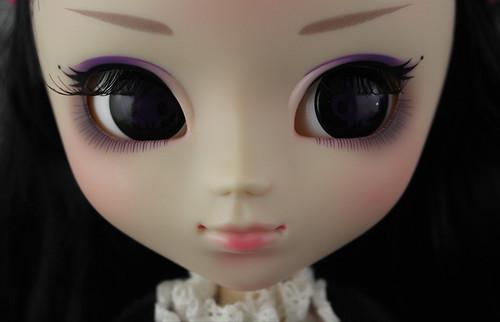 Kuromi Face Up