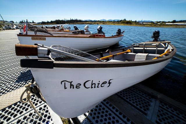 Tyee boats 2280