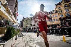 Na Světový poháru míří do Karlových Varů triatlonové superhvězdy